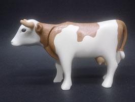 Play.ANI02.C1265.1583 Animal Vaca (Blanco/Marron)