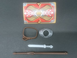 Play. MOD.LOT02.B57.0000 SET ARMAS LEGIONARIO ROMANO II
