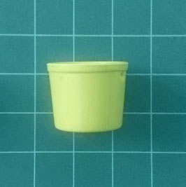 PLAY.CP39.A629.8240 CUBO PAPELERA VERDE LIMA