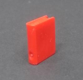 PLAY.CP44.C7806.9160 Libro Cerrado pequeño Rojo