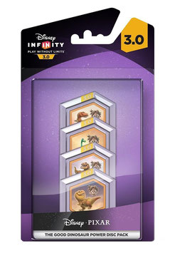 DISNEY INFINITY 3.0 POWER DISC THE GOOD DINOSAUR