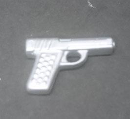 Play.A47.B7803.3160 Arma pistola policia (Silver)