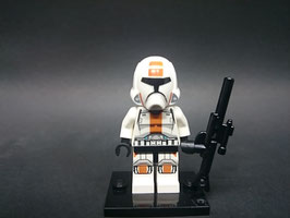 MINIFIGURA SW MOD.S02.B7.75001 REPUBLIC TROOPER CON RIFLE #1