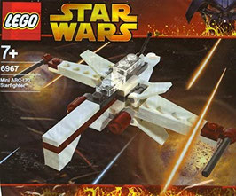 LEGO STAR WARS | 6967 POLYBAG MINI ARC-170 STARFIGHTER
