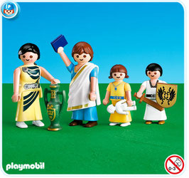 Playmobil 7922 Familia Romana