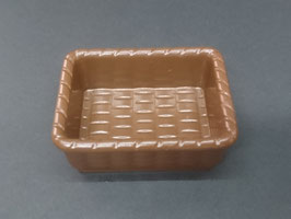 PLAY.ACC01.B2429.5740 CESTA RECTANGULAR 4,5X3,5X1,5 MARRON
