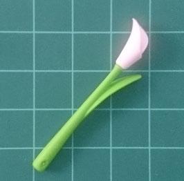 PLAY.E05.A499.9082 Tallo con Flor tulipan BLANCO