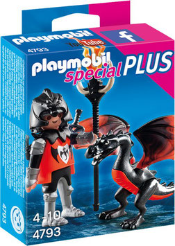 PLAYMOBIL 4793 CABALLERO CON DRAGON