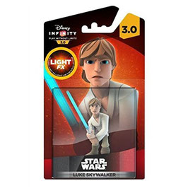 DISNEY INFINITY 3.0 FIGURA STAR WARS : LUKE SKYWALKER FX