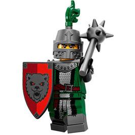 LEGO 71011 MINIFIGURA SERIE 15 Nº 03 GUERRERO MEDIEVAL