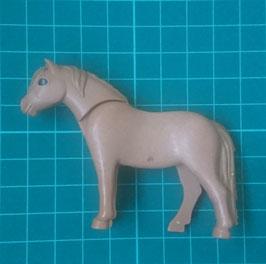 PLAY.ANI01.A5666.4173 Caballo Potro Pony estilo 11 MARRON CLARO