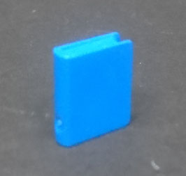 PLAY.CP44.C3420.7972 Libro Cerrado pequeño Azul