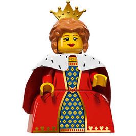LEGO 71011 MINIFIGURA SERIE 15 Nº 16 REINA