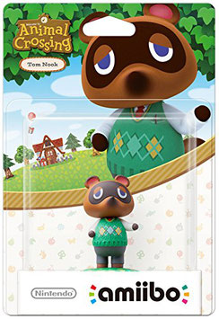 NINTENDO AMIIBO ANIMAL CROSSING : TOM NOOK