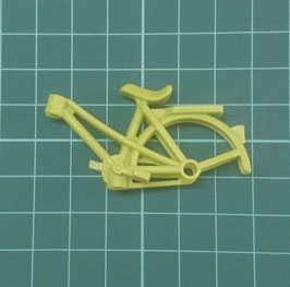 PLAY.CP42.B1367.4612 Bicicleta Cuadro paseo verde