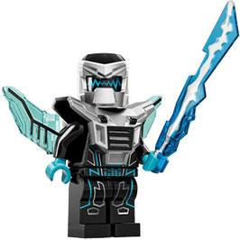 LEGO 71011 MINIFIGURA SERIE 15 Nº 11 GUERRERO GALACTICO CON ESPADA LASER