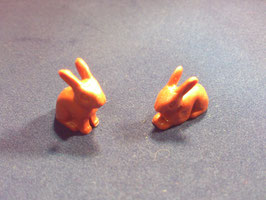 PLAYMOBIL MOD.ANI01.C360.1662 ANIMAL PAREJA CONEJOS