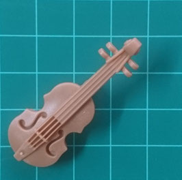 PLAY.G12.A751.5782 INSTRUMENTO VIOLIN MARRON CLARO