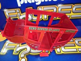 PLAYMOBIL 30 63 0892 ESTRUCTURA CARRO