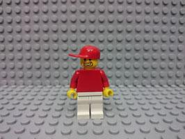 LEGO VARIOS MOD.S00.00.06 MINIFIGURA TORSO ROJO VI