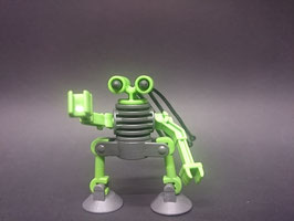 PLAY.FIG06.C3.5241 FIGURA ROBOT VERDE ALIENIGENA
