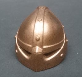 PLAY.CG34.C7.0000 Casco Caballero Mascara II Bronce c/ Pintas