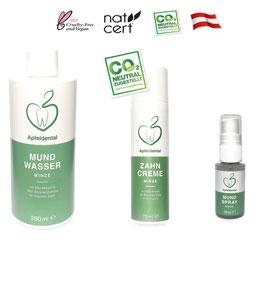 Bio Zahnpflege Paket