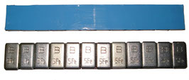 HSG Klebgewichte für ALU-Felgen