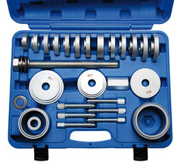 Radlager-Werkzeugsatz, 31-tlg (Art.67301)