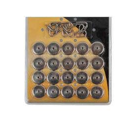 Magnethaken, Set à 20 Stück
