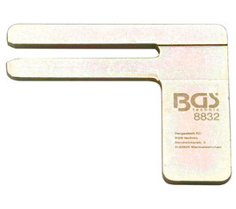 Ausgleichswellen-Einstellwerkzeug für BMW N40 / N42 / N45 / N46 (Art. 8832)
