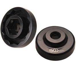 Achsmuttern-Einsatz für Ducati, 55 / 28 mm (Art. 5071)