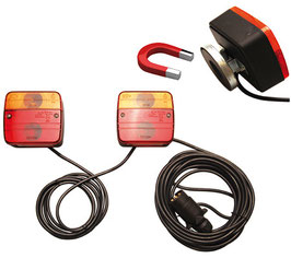 Anhänger-Lampen mit Magnethalter (Art. 80960)