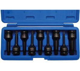 Kraft-Biteinsatz-Set, Innenvielzahn M4-16, 12,5 (1/2), 9-tlg. (Art. 5482)