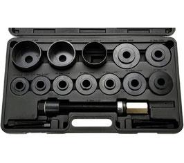 Radlager-Werkzeugsatz, 19 teilig (Art.67300)