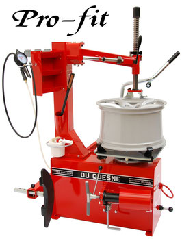 Pneumontiermaschine von DQN, Pro-fit