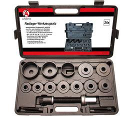 Universal-Radlager-Werkzeugsatz, 21-tlg. (Art. 67310)