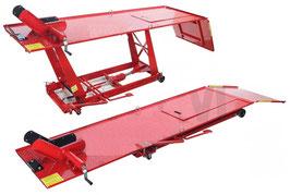 TL500P, Töff Lift, 500 kg, Hydraulisch & Pneumatisch