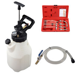 12L Öl-Einfüllgerät mit Adaptersatz