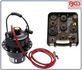 Druckluft Bremsenentlüfter + Adaptersatz (Art.8315+8316)