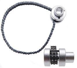 Ölfilter-Kettenschlüssel, Profi-Ausführung (Art. 1002)