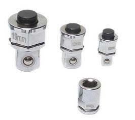 Adaptersatz für Ratschenringschlüssel, 4-tlg. (Art. 8210)