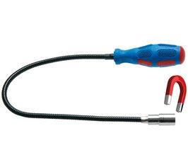 Magnetheber mit LED, 600 mm, Zugkraft 1,5 kg (Art. 3187)