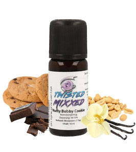Twisted Aroma Nutty Bobby Cookie 10m
