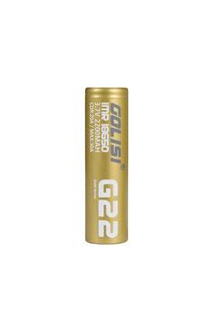 Golisi Akku 18650   G22 Gold Serie 2200mAh  20A