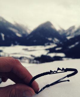 Armband Berge