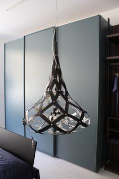 Supermorgana lampada a sospensione
