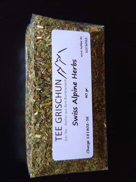 Black Alpine herbs BIO