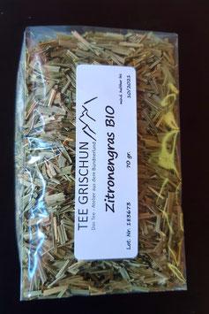 Zitronengras BIO geschnitten