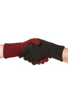 Wendbare Fingerhandschuhe